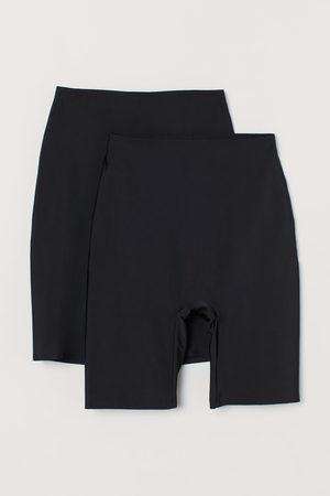 H&M 2er-Pack Light Shape Shorts