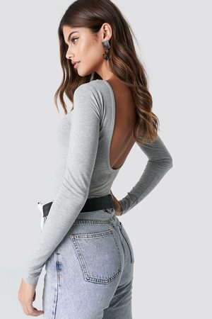 NA-KD Basic Deep Back Body