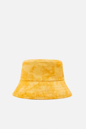 Zara Bucket-hat im used-look