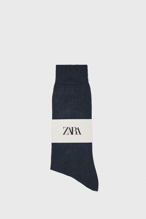 Zara Herren Socken & Strümpfe - Merzerisierte socken – premium