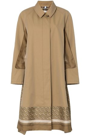 Burberry Trenchcoat mit Schaldetail