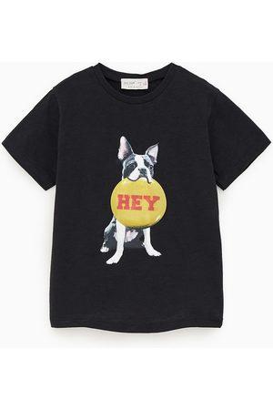 Zara T-shirt mit hund