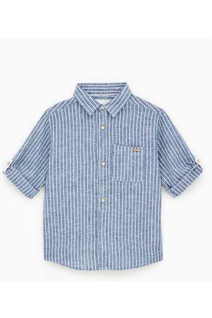 Zara Blusen - Gestreiftes hemd