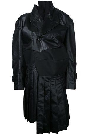 Comme Des Garçons Pre-Owned Damen Trenchcoats - Dekonstruierter Trenchcoat