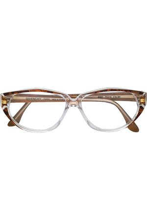Givenchy Pre-Owned Ovale Sonnenbrille