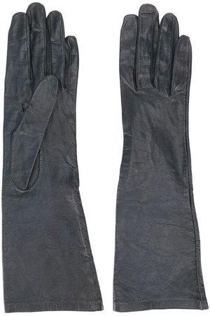 Yves Saint Laurent Damen Handschuhe - Halblange Handschuhe