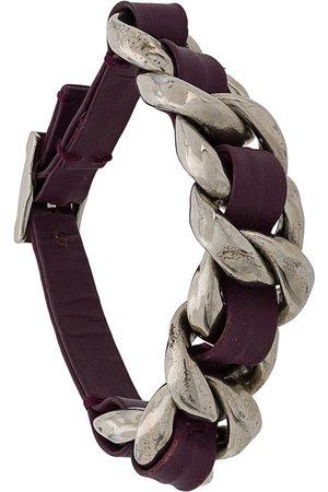 CHANEL Armband mit gewebtem Detail