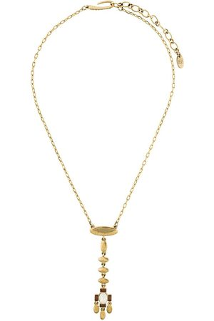 Givenchy Pre-Owned Halskette mit verziertem Anhänger
