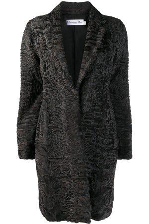 Christian Dior Damen Mäntel - Pre-owned strukturierter Mantel