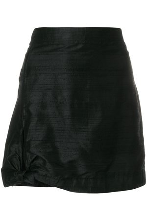 Giorgio Armani Damen Miniröcke - Minirock mit Schleife