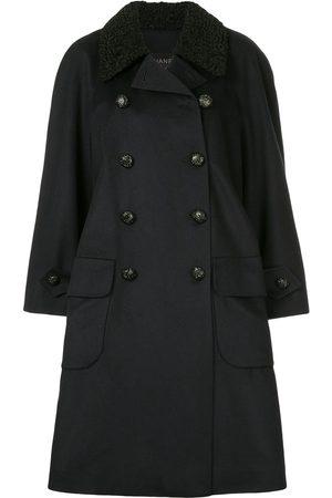 CHANEL Doppelreihiger Mantel
