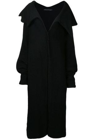 YOHJI YAMAMOTO Mantel mit Oversized-Kragen