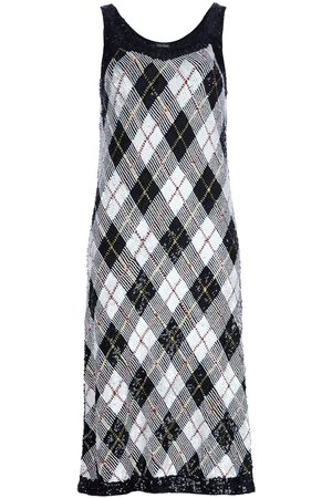 Jean Paul Gaultier Damen Kleider - Kleid mit Argyll-Karomuster