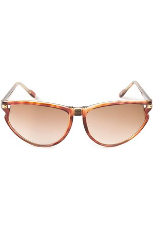 Givenchy Pre-Owned Cat-Eye-Sonnenbrille