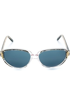 Givenchy Pre-Owned Marmorierte Sonnenbrille
