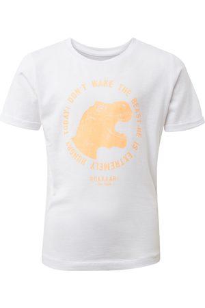 Tom Tailor TOM TAILOR Jungen T-Shirt mit Print, , unifarben mit Print, Gr.104/110