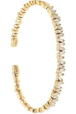 Suzanne Kalan Damen Armbänder - 18kt 'Fireworks Flexible'' Gelbgoldarmspange