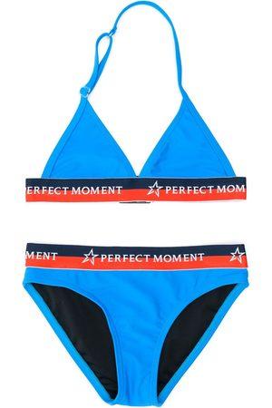 Perfect Moment Bikini in Colour-Block-Optik
