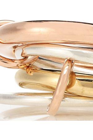 SPINELLI KILCOLLIN Damen Ringe - Ring Cici aus 18kt Rosé , 18kt Gelbgold und Sterlingsilber