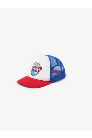 Zara Baseballcap mit netzstoff california