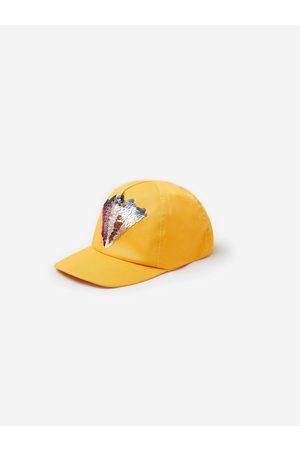Zara Baseballcap mit pailletten-sternen