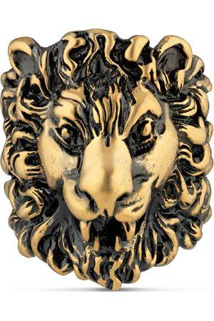 Gucci Damen Ringe - Ring mit Löwenkopf