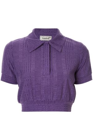 Bambah Cropped-Poloshirt