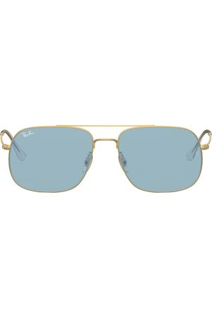 Ray-Ban Eckige 'Andrea' Sonnenbrille