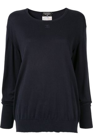 CHANEL Damen Pullover - Bestickter Pullover