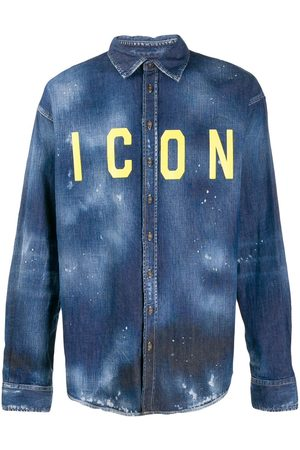 Dsquared2 Icon' Jeanshemd