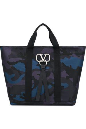 VALENTINO GARAVANI Herren Handtaschen - Shopper mit VRING