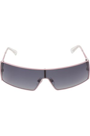 Le Specs Adam Selman The Luxx Squared Sunglasses
