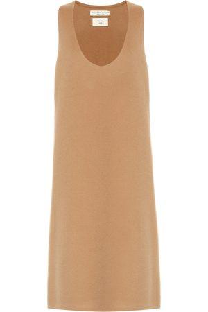 Bottega Veneta Minikleid aus Wolle