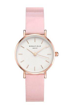 ROSEFIELD Damen Uhren - Damenuhr Premium Gloss SHPWR-H32