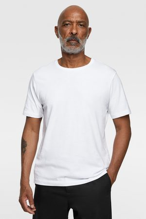 Zara Herren T-Shirts, Polos & Longsleeves - Regular-fit-shirt