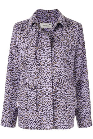 Bambah Jacke mit Leopardenmuster
