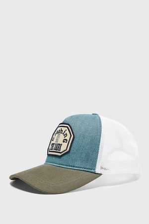 Zara Herren Caps - Basecap mit aufnäher
