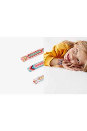 Zara Armbänder - 3er-set geflochtene armbänder