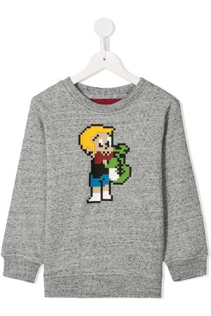 Mostly Heard Rarely Seen 8-Bit Richie' Sweatshirt