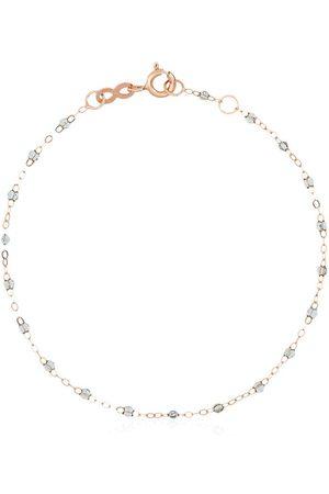 GIGI CLOZEAU 18kt Rotgoldarmband mit Perlen