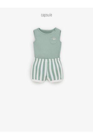 Zara Set body und bermudashorts sommer