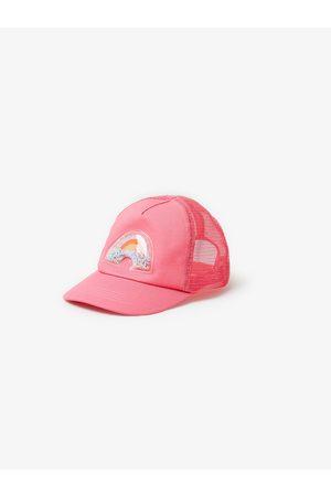Zara Baseballcap mit netzstoff und applikation