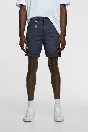 Zara Basic-bermudashorts new skinny