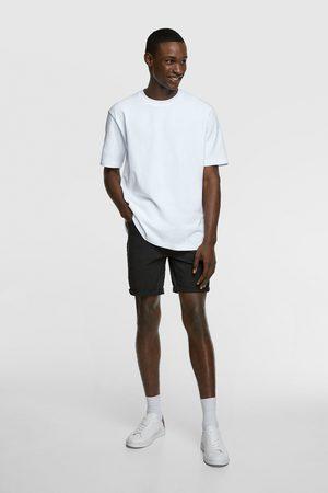 Zara Herren Bermuda Shorts - Basic-bermudashorts new skinny