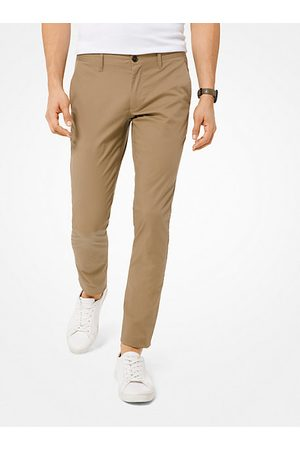 Michael Kors Skinny-Fit-Chino Aus Stretch-Baumwolle
