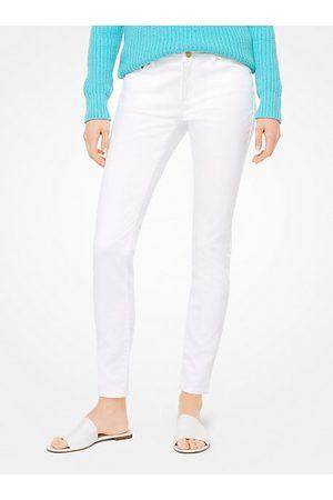 Michael Kors Skinny Jeans Selma Aus Stretch-Baumwolle