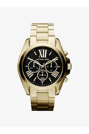 Michael Kors Übergroße Armbanduhr Bradshaw Im