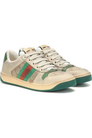 Gucci Sneakers Screener aus Leder