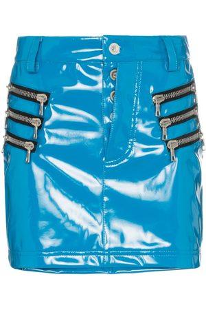 Unravel Project Minirock mit Reißverschlusstaschen
