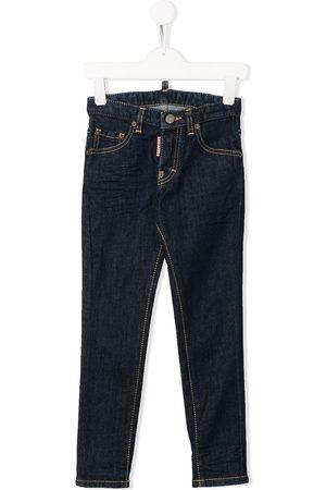 Dsquared2 Kids Jeans mit geradem Bein